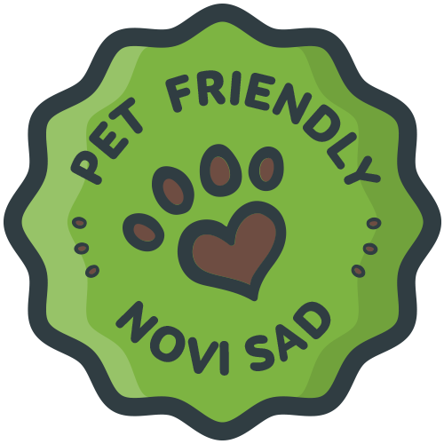 Pet friendly objekti u Novom Sadu